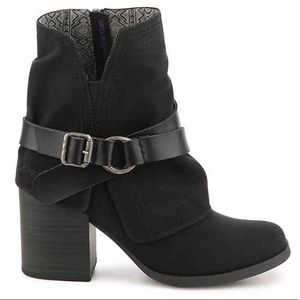 Blowfish Dazzy Ankle Bootie